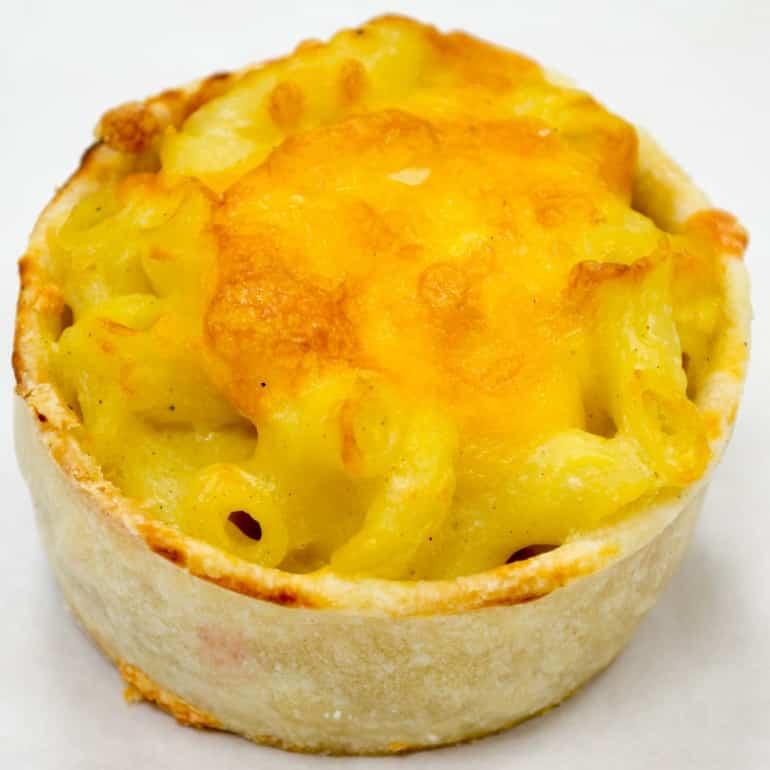 Macaroni Pie - Stuart's the Bakers
