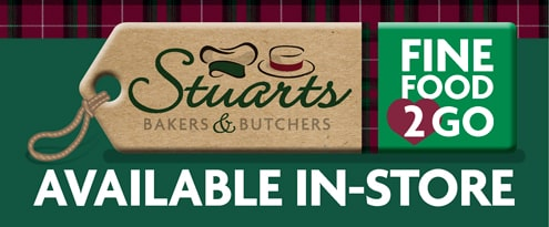 Stuart's Fine Food To Go Available In-Store