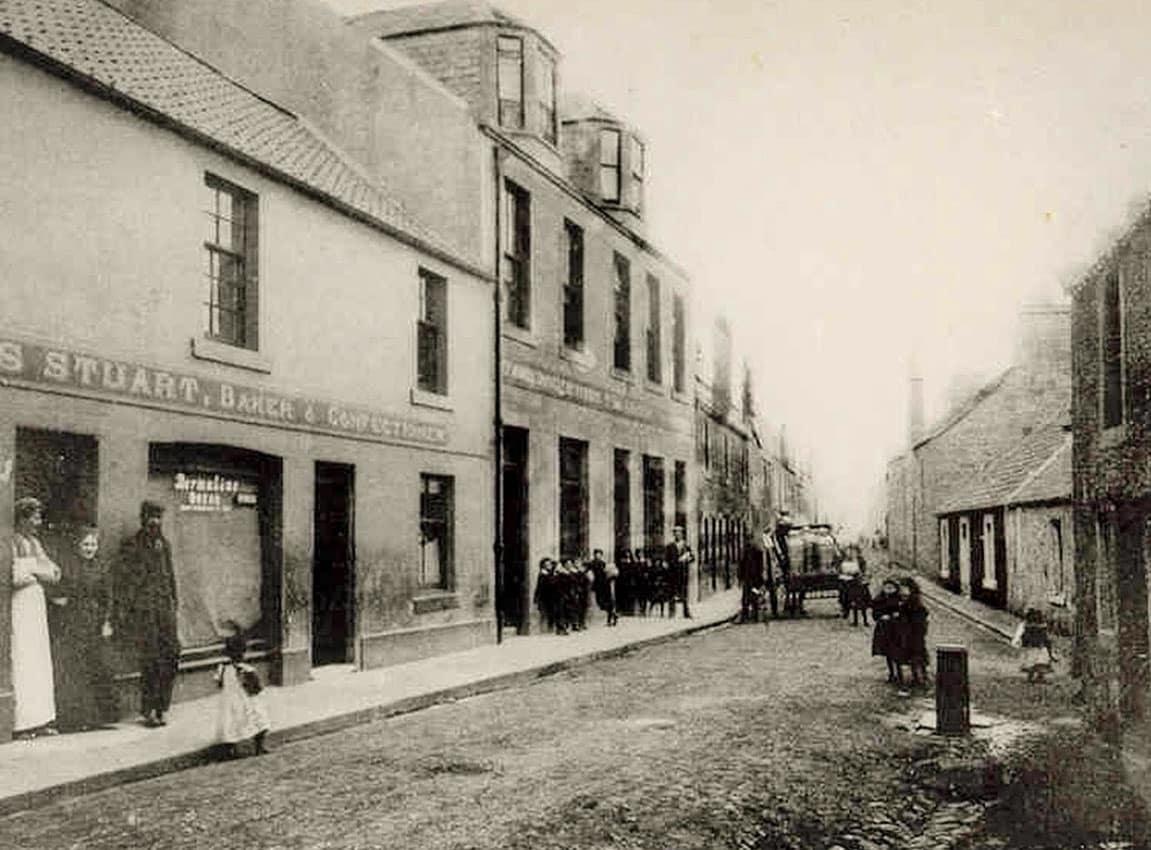 Stuart's Old Shop
