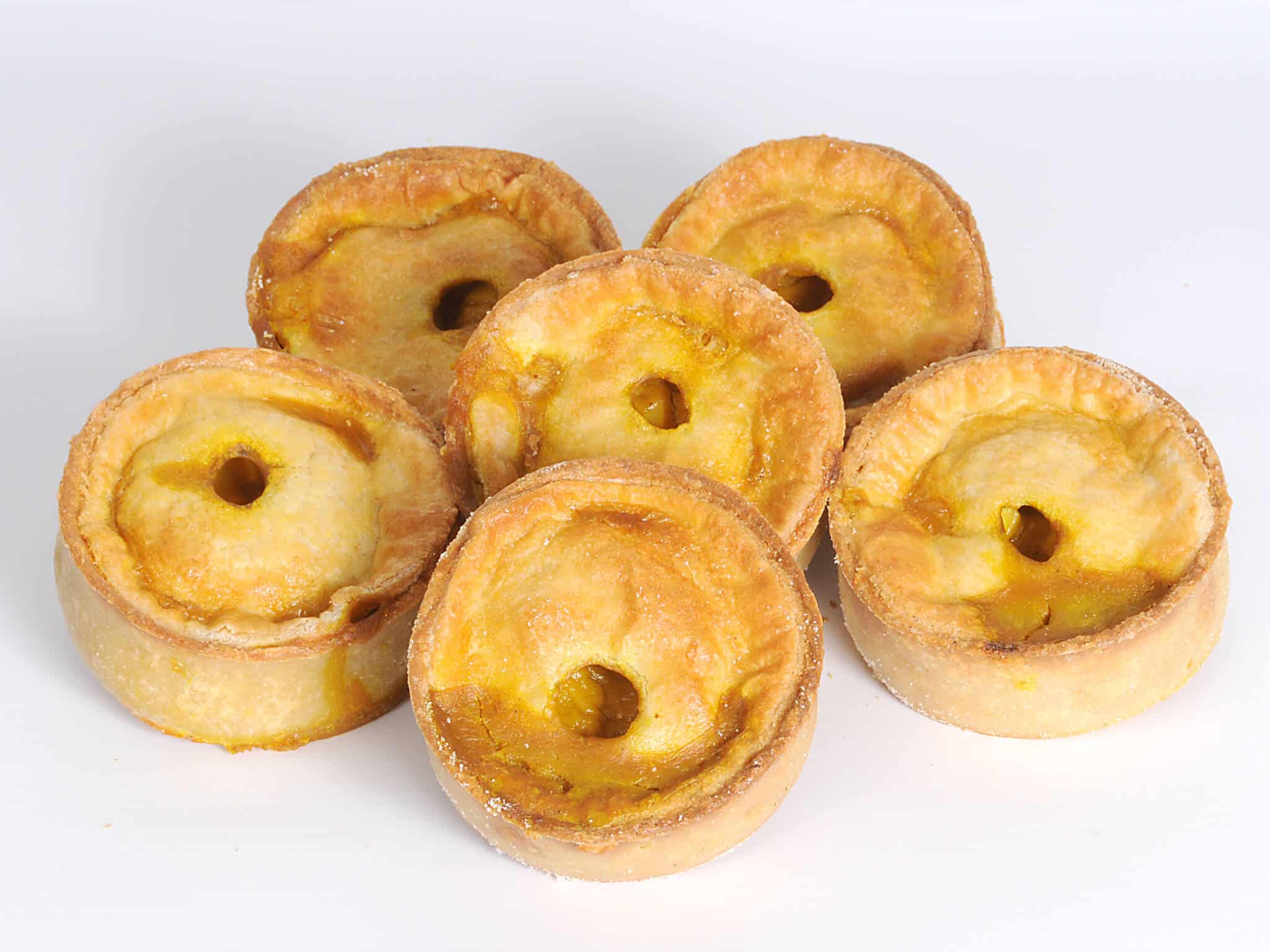 Chicken Curry Pie - Stuart's the Bakers