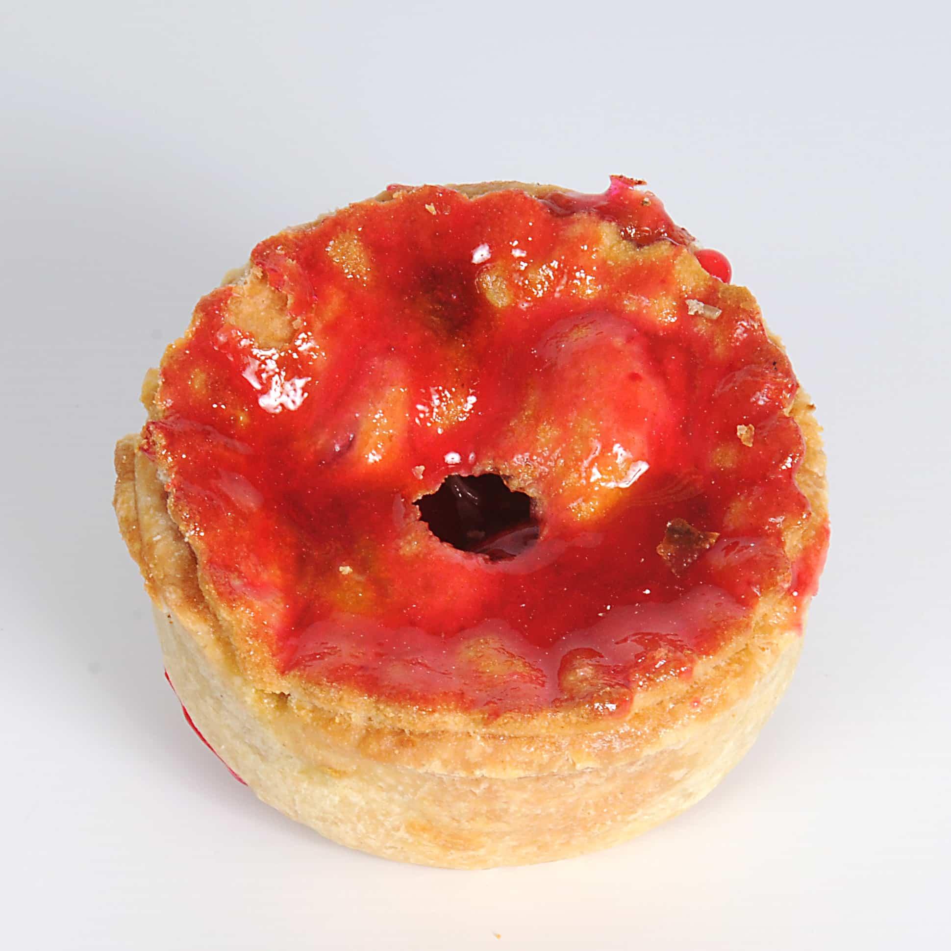 Rhubarb Pies - Stuart's the Bakers